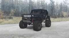 Jeep Wrangler (TJ) custom para MudRunner
