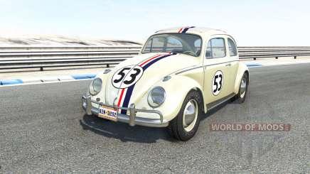 Volkswagen Beetle 1963 para BeamNG Drive