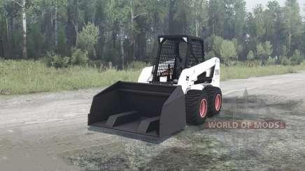 Bobcat S160 para MudRunner