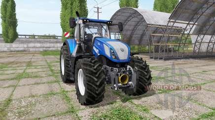 New Holland T7.315 BluePower para Farming Simulator 2017