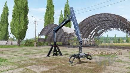 Palfinger Epsilon M80F v1.4 para Farming Simulator 2017