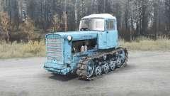 DT 75M Cazaquistão para MudRunner