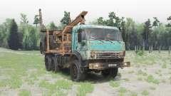 KamAZ-53504 v1.Quatro