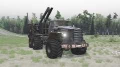 O Polar Ural 4320-41