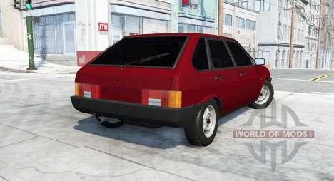 LADA Samara (2109) para BeamNG Drive