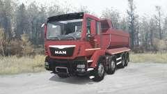 MAN TGS 41.400 para MudRunner