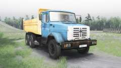 ZIL 4514 1993 para Spin Tires