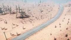 Através de seca e de fora-de-estrada v1.1