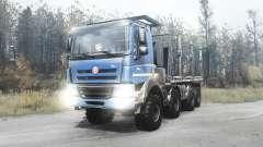 Tatra Phoenix T158 8x8 2012 para MudRunner