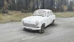 Moskvich 407 1958