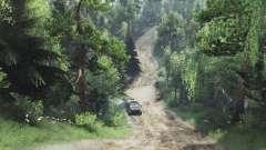 Oblast de Irkutsk para Spin Tires