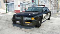 Gavril Grand Marshall Police Interceptor