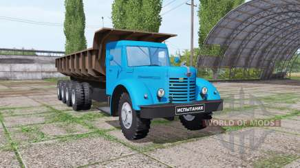 VERÃO DE 200 T para Farming Simulator 2017