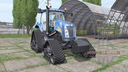 New Holland TG285 QuadTrac para Farming Simulator 2017