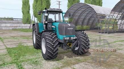 Fendt 926 Vario TMS para Farming Simulator 2017