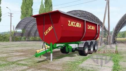 Zaccaria ZAM 200 DP8 Super Plus v1.1 para Farming Simulator 2017