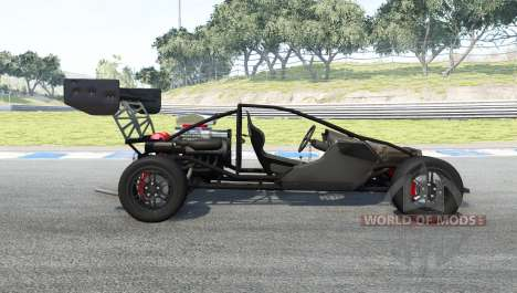 Civetta Bolide Track Toy para BeamNG Drive