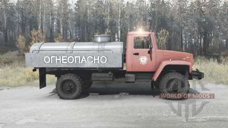 GÁS 3308 Садко para Spintires MudRunner