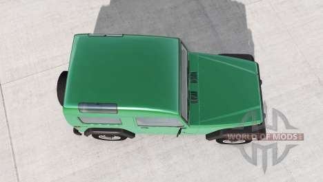 Ibishu Hopper Tall Top v1.1 para BeamNG Drive