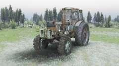 T 40 para Spin Tires