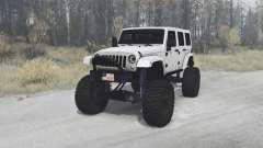 Jeep Wrangler Unlimited (JK) 2010 para MudRunner
