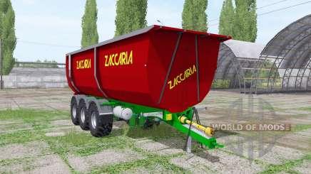 Zaccaria ZAM 200 DP8 Super Plus para Farming Simulator 2017