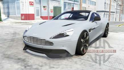 Aston Martin Vanquish 2013 para BeamNG Drive