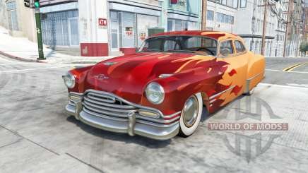 Burnside Special colorable flames para BeamNG Drive