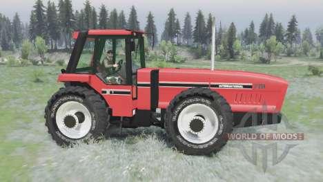 International Harvester 7488 1984 para Spin Tires