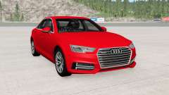 Audi A4 TFSI quattro S line (B9) 2016