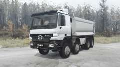Mercedes-Benz Actros 4141 (MP2) 2003