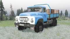 ZIL 130 v2 4x4.0 para Spin Tires