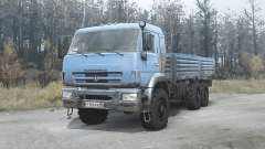 KAMAZ 43118-24 2010