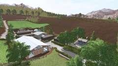 Higher Hills v2.0 para Farming Simulator 2017