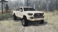 Toyota Tacoma TRD Off-Road Access Cab 2016