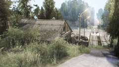Busted Bridges para MudRunner