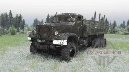 Yaz 214 Soviética para Spin Tires