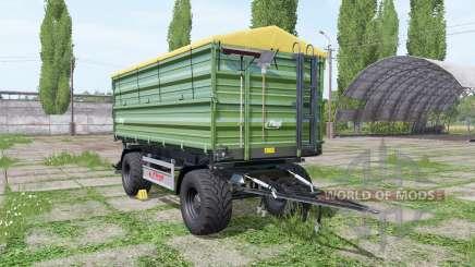 Fliegl DK 180-88 Maxum v1.1 para Farming Simulator 2017