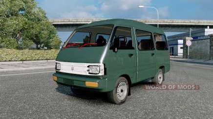 Suzuki Carry para Euro Truck Simulator 2