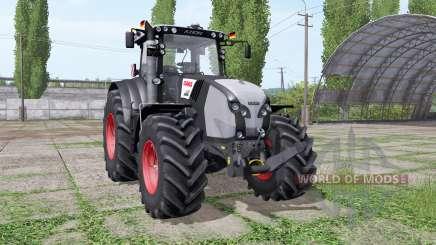 CLAAS Axion 840 Black Edition para Farming Simulator 2017