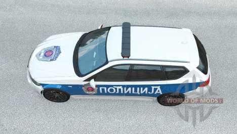 ETK 800-Série, a Polícia da Sérvia para BeamNG Drive