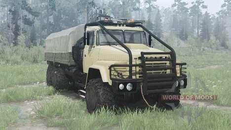 KrAZ-260G para Spintires MudRunner
