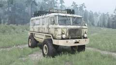 GAZ 66 Beaver