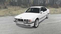 BMW 525iX 1991