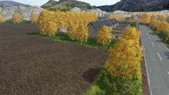 Autumn Tree Farm para Farming Simulator 2017