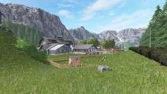 Alpenfeld v2.0 para Farming Simulator 2017