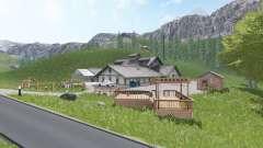 Alpenfeld para Farming Simulator 2017