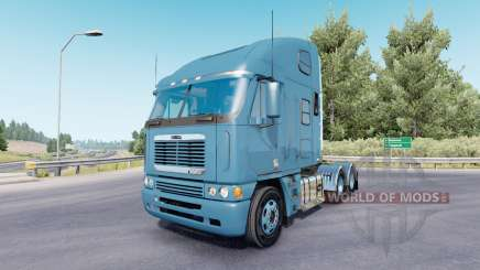 Freightliner Argosy v2.3.2 para American Truck Simulator