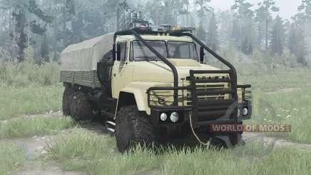 KrAZ-260G para MudRunner