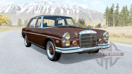 Mercedes-Benz 300 SEL 6.3 (W109) 1968 para BeamNG Drive